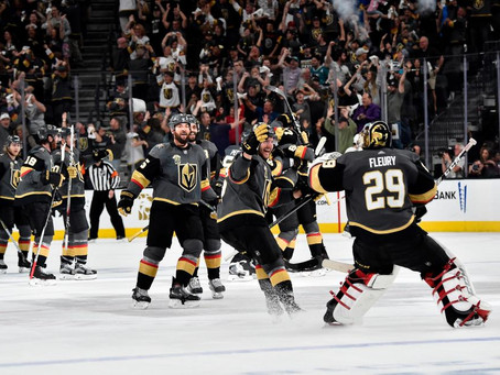 Vegas is looking for their first General Manager