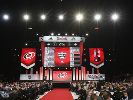 They did it for Svech: Carolina's Dispersal Draft