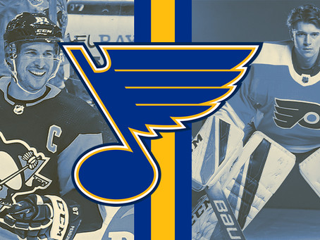 Blues Top Dispersal Success with Crosby Acquisition