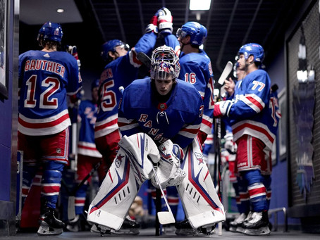 The New York Rangers are looking for their first General Manager