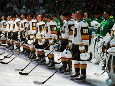 Building out the core of the Golden Knights