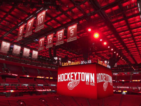 Hockeytown Goes Swedish with GM Lundgren at Helm