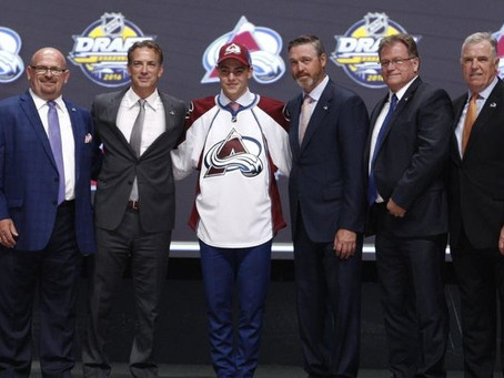 THN Interview with Avs GM Gibbons