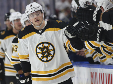 Sabres add injury to insult after 7-2 drubbing by Bruins