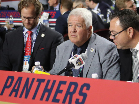 Panthers Finally Fill Vacancy; Hire Cook as GM