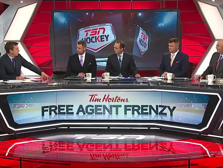 Free Agent Frenzy: A Look at the 2021 Offseason