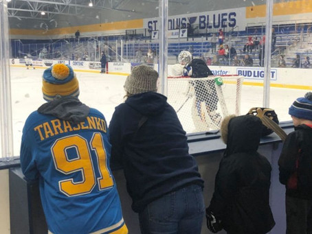 Blues Update: Let The Kids Play