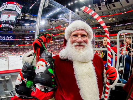 A Christmas Letter To Santa Puck