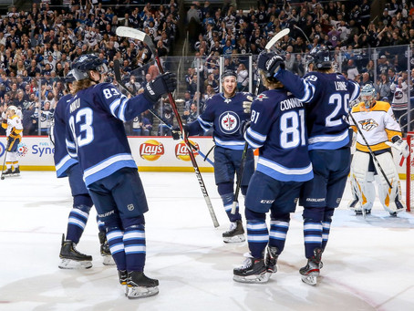 Winnipeg is looking for their first General Manager