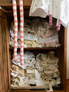reclaimed clothing, vintage clothing, antique linens, rag dolls, teesox, one of a kind dolls, etsy shop, etsy seller, home studio, artist studio