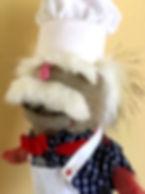 IMG_0389_edited_edited.jpg, teesox rag doll, sustinably made doll, Swedish chef doll, custom made doll