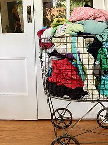 artist studio, reclaimed clothing, rag doll maker, one of a kind dolls, teesox rag dolls