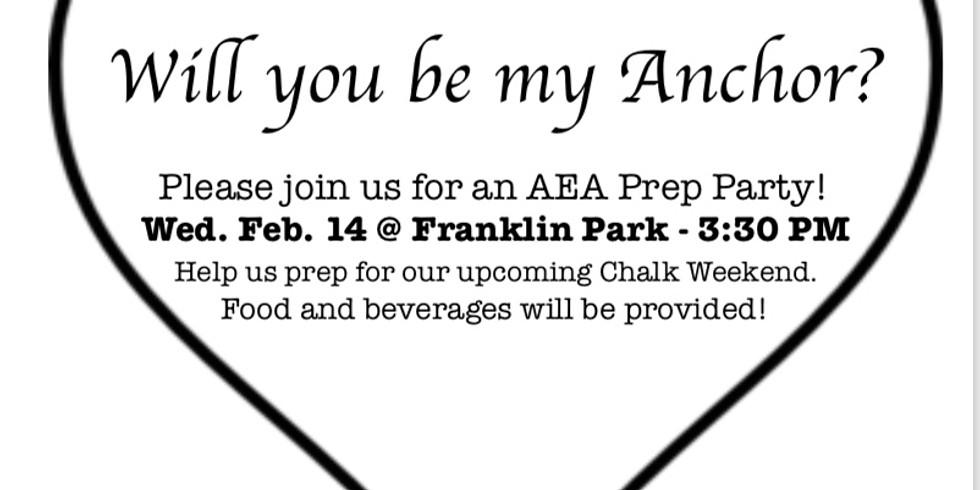 AEA Prep Party