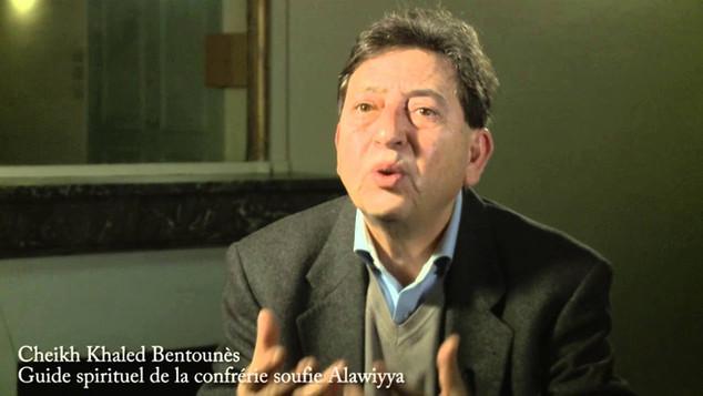 Ecole de sens Entretien avec le Cheikh Bentounes