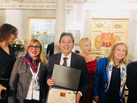 12 décembre 2017 Le Cheikh Bentounes, lauréat du Prix Lysistrata