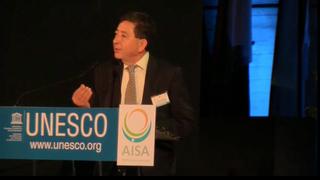 Intervention du Cheikh Khaled Bentounes à l'UNESCO