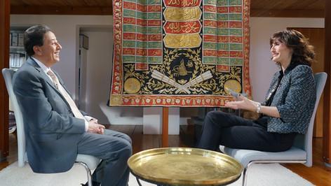 Cheikh Bentounes, l'esprit soufi - Les voeux 2017 à la RTS
