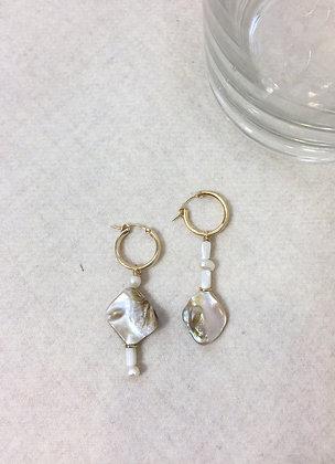 ORPHEE | Jeanne d'Arc Earrings