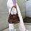 Thumbnail: V I N T A G E | Croco leather handbag