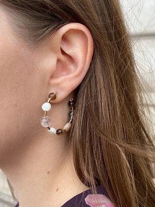 O R P H E E | Créoles perles Marie Stuart