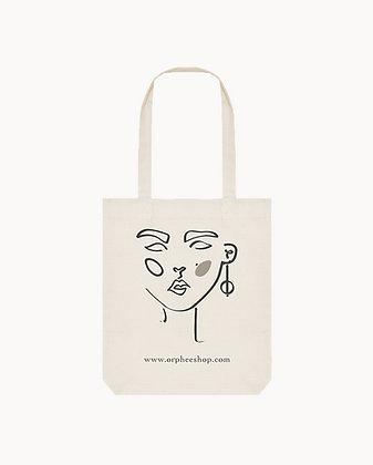 O R P H E E | Tote Bag Coton Recyclé Eliane