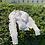 Thumbnail: V I N T A G E | Chemisier en tulle ivoire