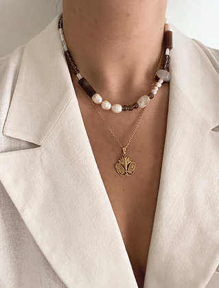 ORPHEE | Marat pearl necklace