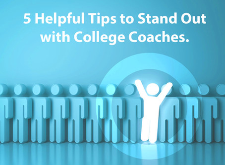 5 Tips to Help You Stand Out with College Volleyball Coaches