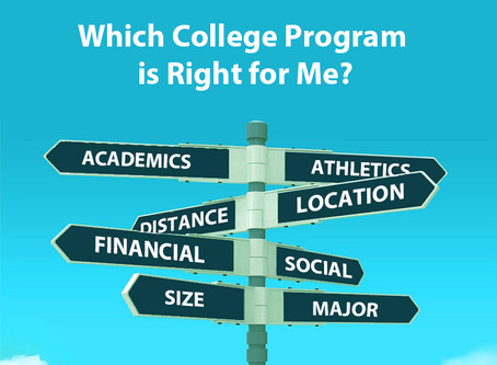 Which College Program is Right for Me?