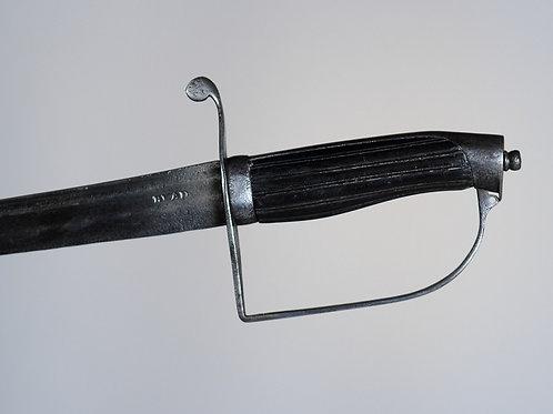 Very Rare: Irish 1788 pattern cavalry sword by Read of Dublin