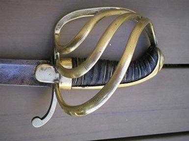 Napoleonic French Light Cavalry sword