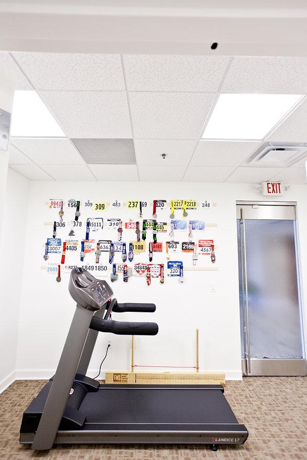 Vienna, VA Tysons Corner, VA chiropractic sports injury running gait analysis rehabilitation at Boone Wellness