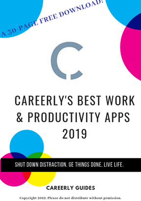 Careerly's Best Work + Productivity Apps 2019
