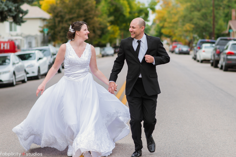 Allie's Wedding