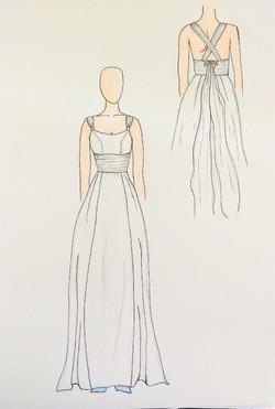 Ashley's Original Sketch