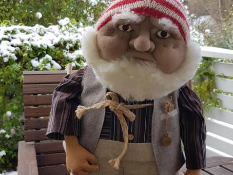 Talvirenkaat alle ja nukketeatteri kiertää taas!