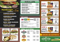 menu orio 2016