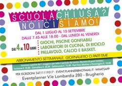 volantino  event planner