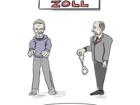Über den Umgang mit Alexei Anatoljewitsch Nawalny