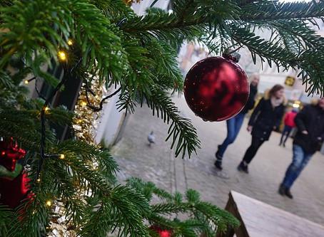 Vom Online-Shop bis unter den Weihnachtsbaum
