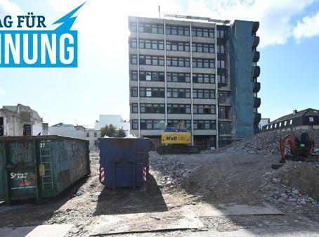 Wie aus dem Finanzamt-Areal in Oldenburg ein Hotspot werden kann