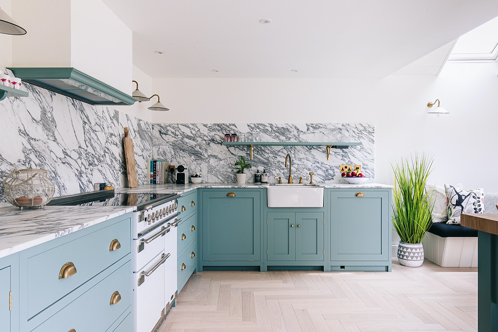 House refurbishment in Oxfordshire