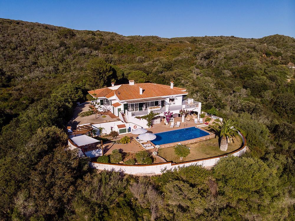 Menorca holiday home
