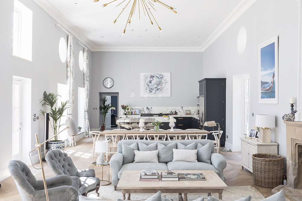 Dorset Carriage House designed by Laura Butler-Madden