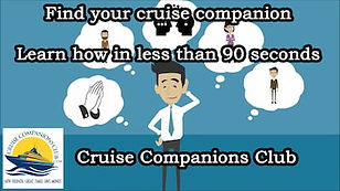Cruise Companions Club Explainer Video t