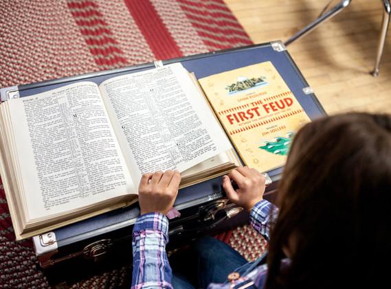 Machias Valley Christian School book