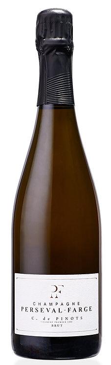 Perseval-Farge - C. de Pinots Zéro Dosage