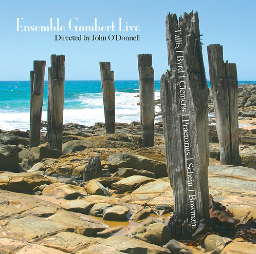 Ensemble Gombert Live (CD)