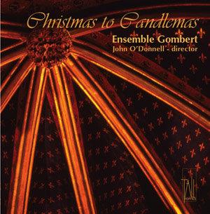 Christmas to Candlemas (CD)