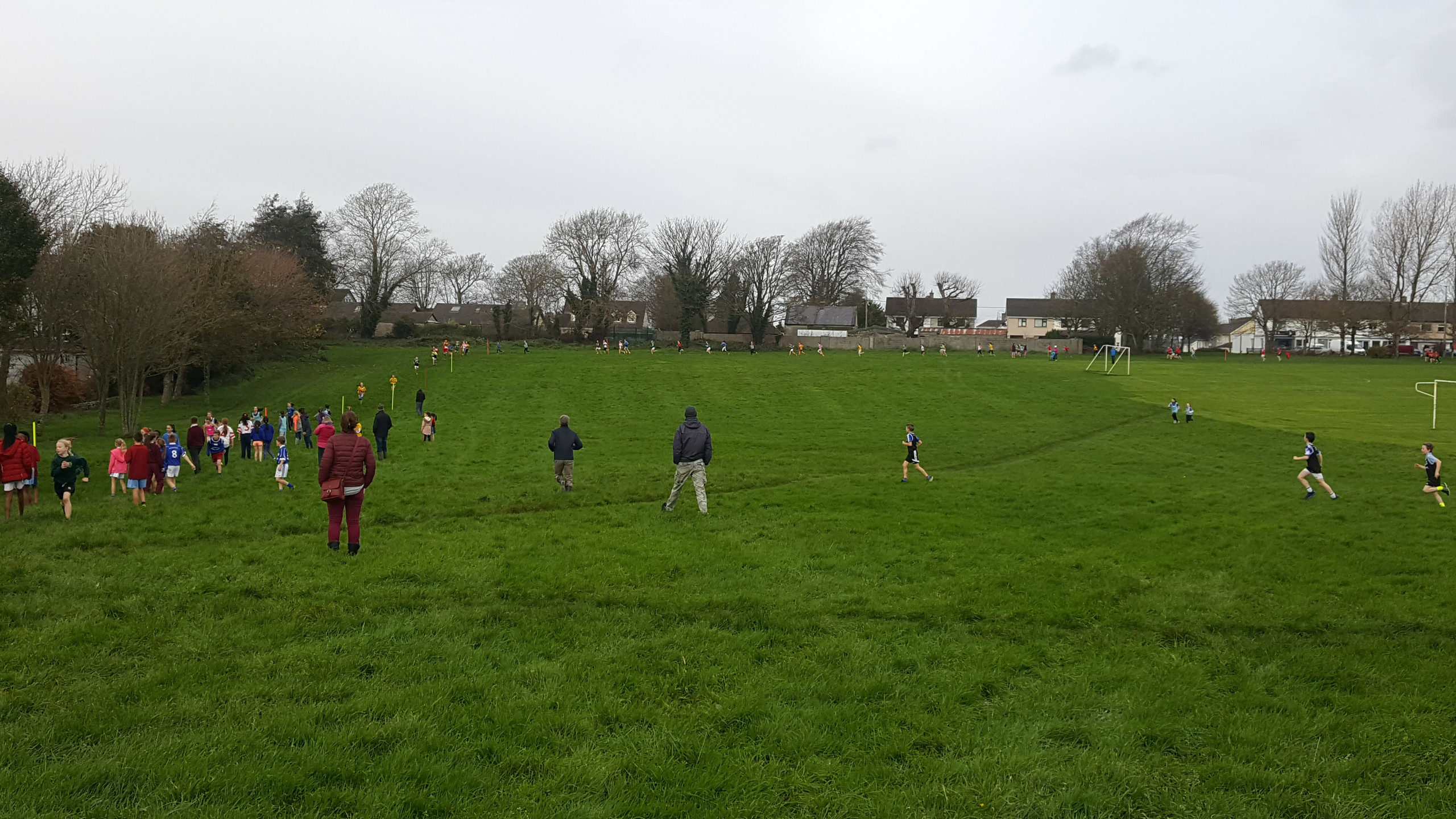 Cross Country, Renmore